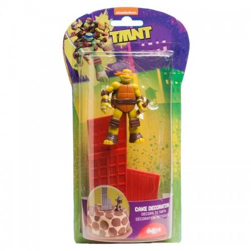 Dekora Dekorative Figur - Ninja Turtles - 1 + 1