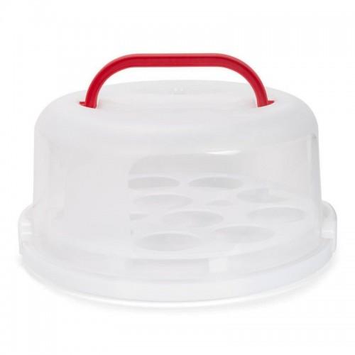 Patisse tragbare Box für Kuchen und Muffins - 30cm