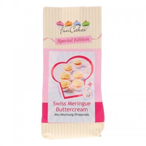 FunCakes Swiss Meringue Buttercream - bílkovo-máslový krém - 400g