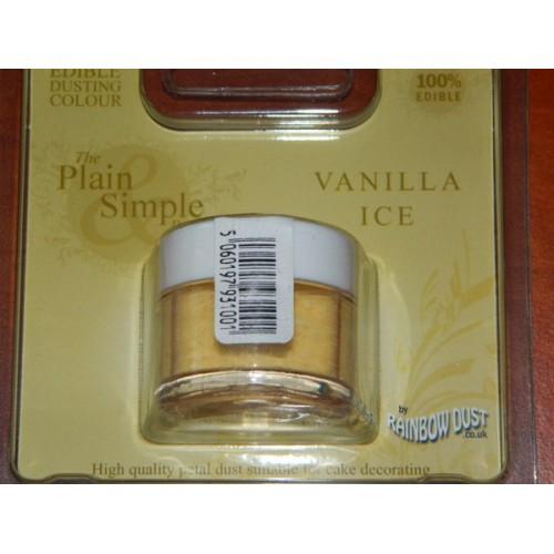 Prachová farba vanilková zmrzlina Rainbow - Vanilla ice 5g
