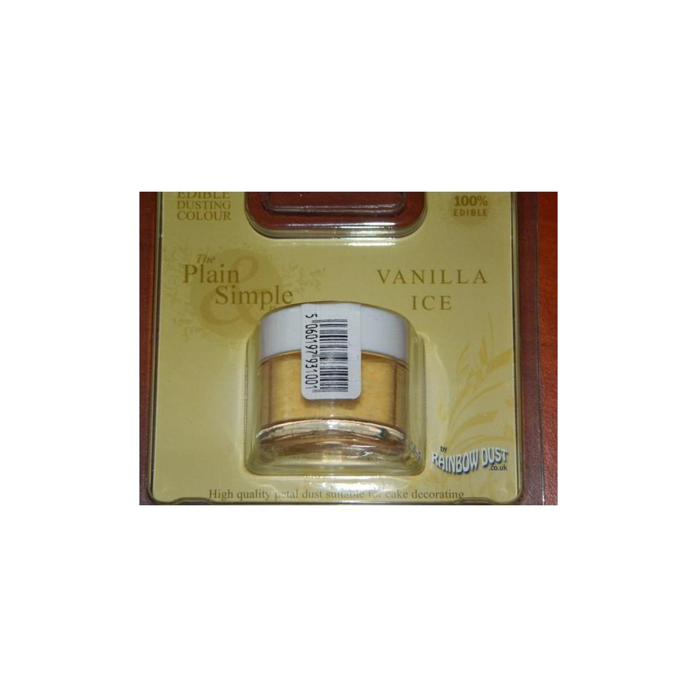 Puderfarbe Vanilla ice Rainbow dust