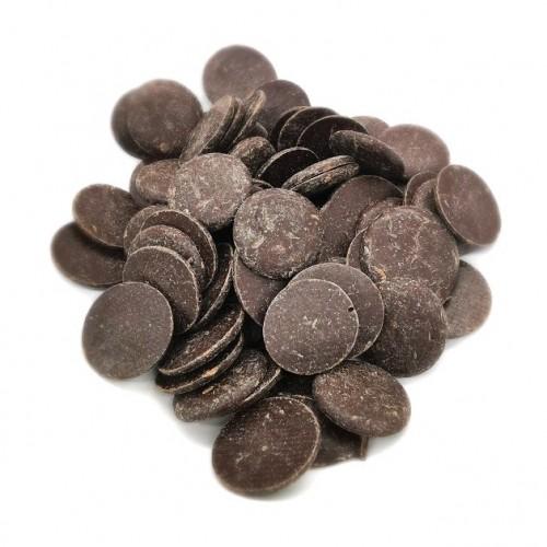 Hořká čokoláda 70% pecky - dark discs - 500g