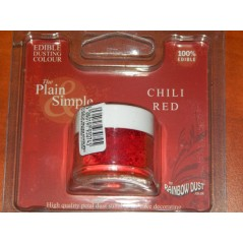 RD Prachová farba chili červená - Chili red 2g