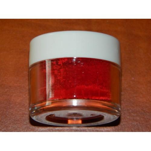 Prachová barva červená chili Rainbow - Chili red