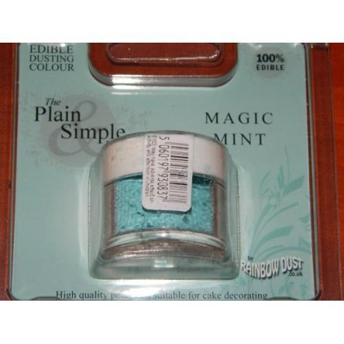 RD Prachová barva kouzelná máta Rainbow - Magic Mint 5g
