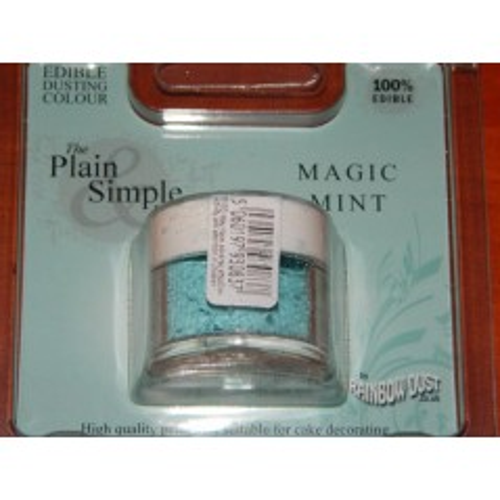 Puderfarbe Rainbow - Magic Mint