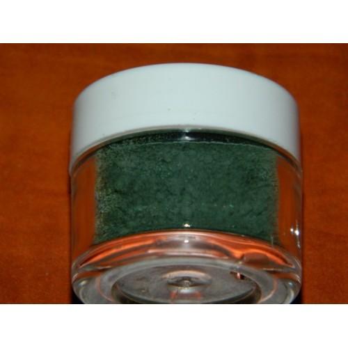Prachová barva olivově zelená Rainbow - Olive green