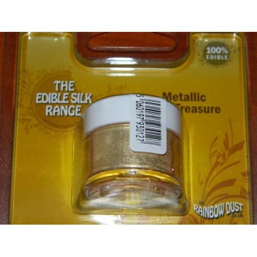 RD Edible Silk - Metallic Gold Treasure -3g