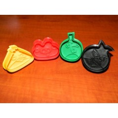 """Cookie cutter """"Angry Birds"""""""