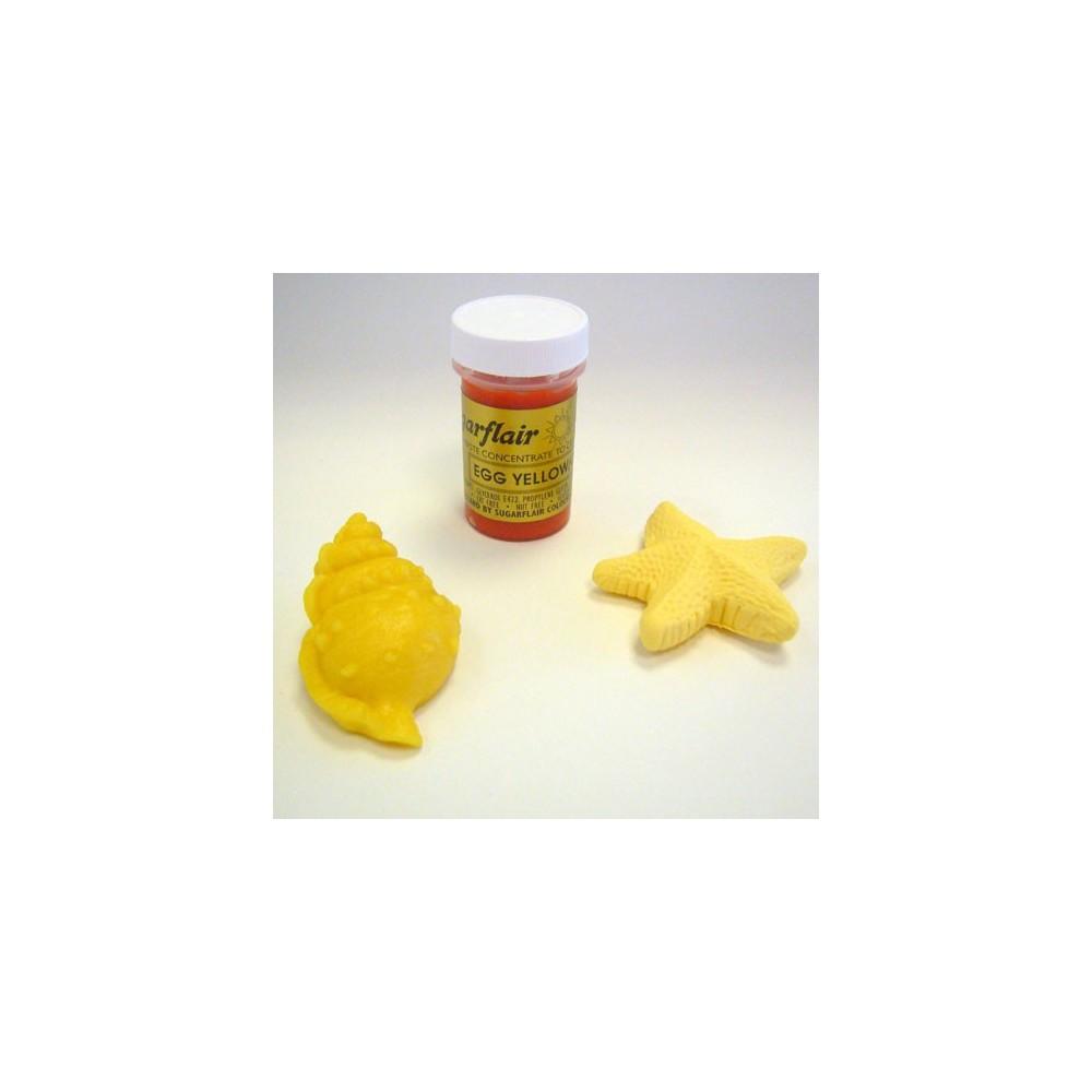 Sugarlair gelová barva - vajíčkově žlutá - Egg Yellow Cream