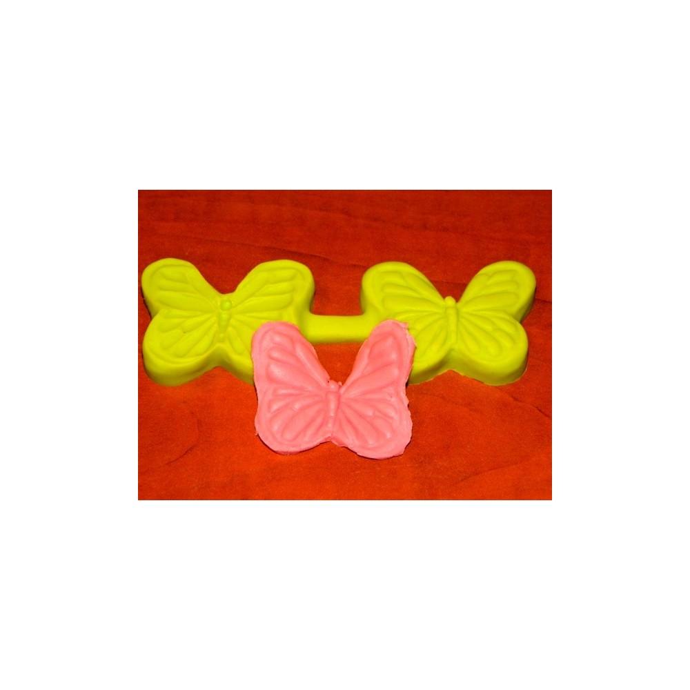 Doppelseitige Eindruck - Schmetterling