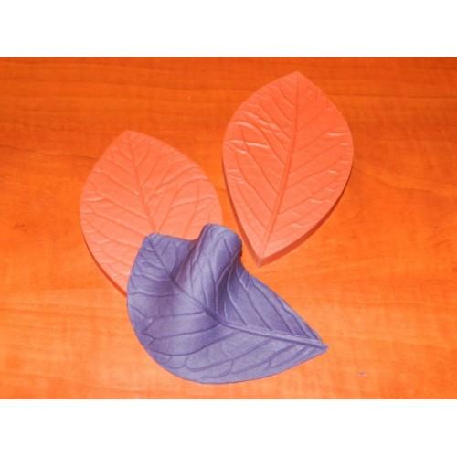 Veiner silikonform XL - Hydrangea Blatt