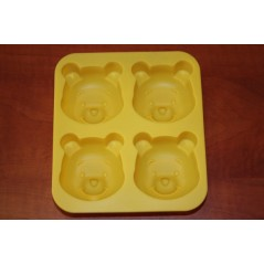 """Silicone mold - """"Winnie the Pooh"""""""
