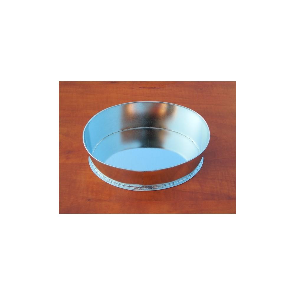 Backform - kleinen Oval