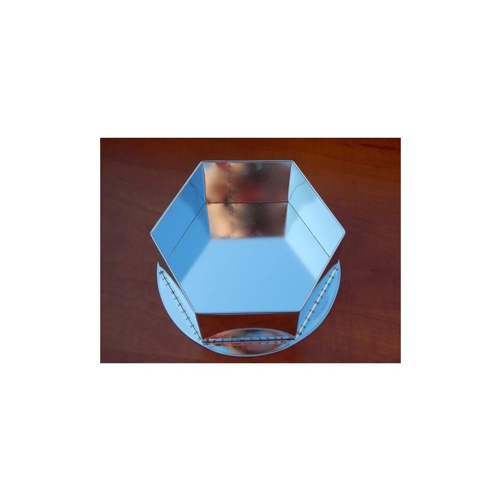 Dortová forma - Šestihran střední