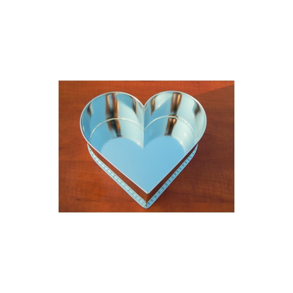 Dortová forma - Srdce střední