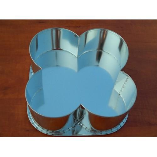 Dortová forma - Čtyřlístek malý