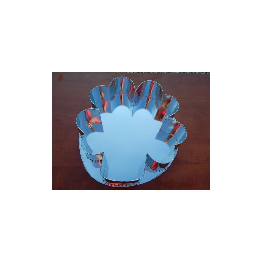 Dortová forma - Čtyřlístek velký