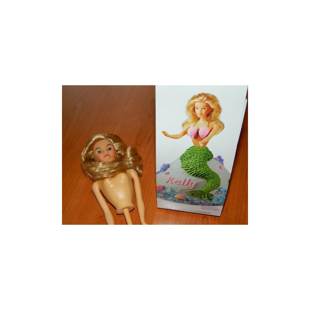 Wilton panenka velká - blond