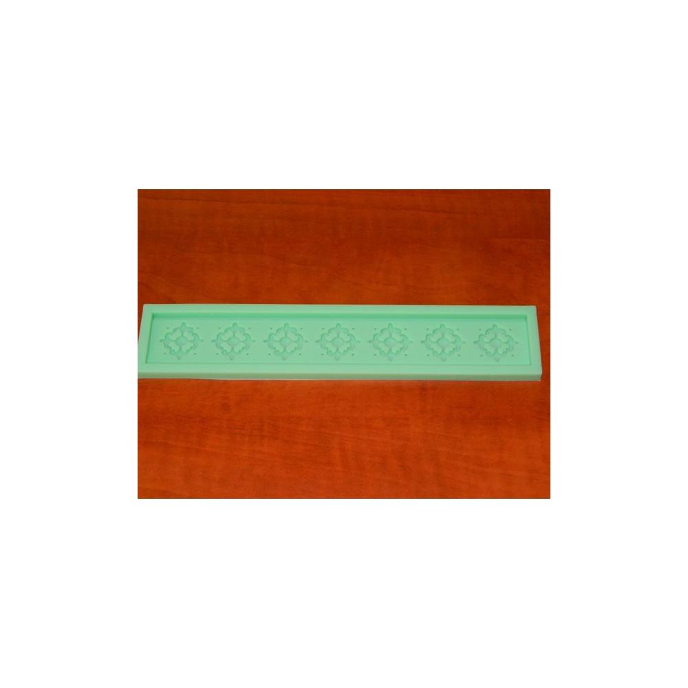 Silikonový pásek - řecký vzor