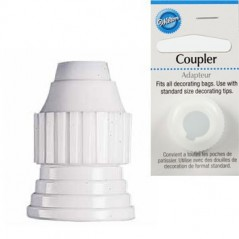 Wilton Large Coupler Carded