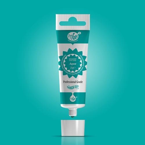 RD ProGel® - gelová fárva - barva vody - Aqua 25g