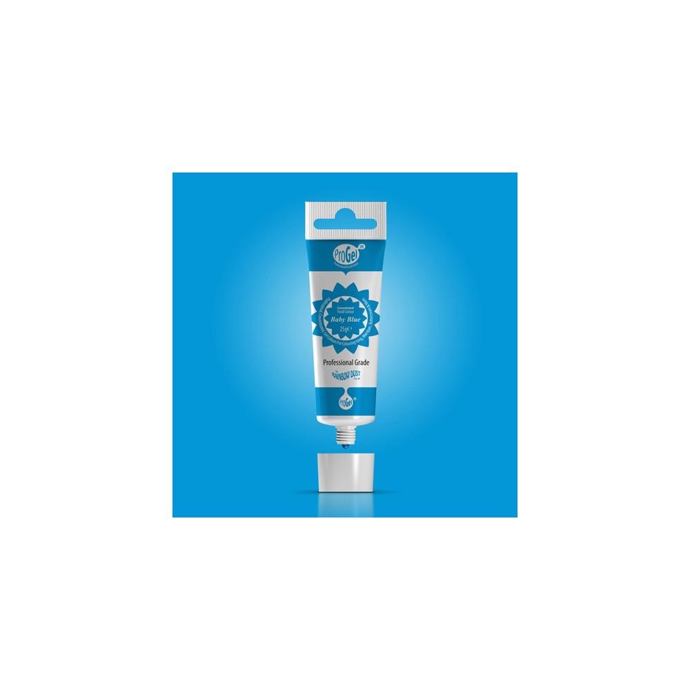 RD ProGel® - gelová barva - dětská modrá - Baby Blue
