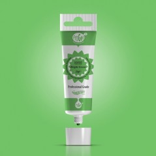 RD ProGel® - gelová fárva - jasná zelená - Bright Green 25g