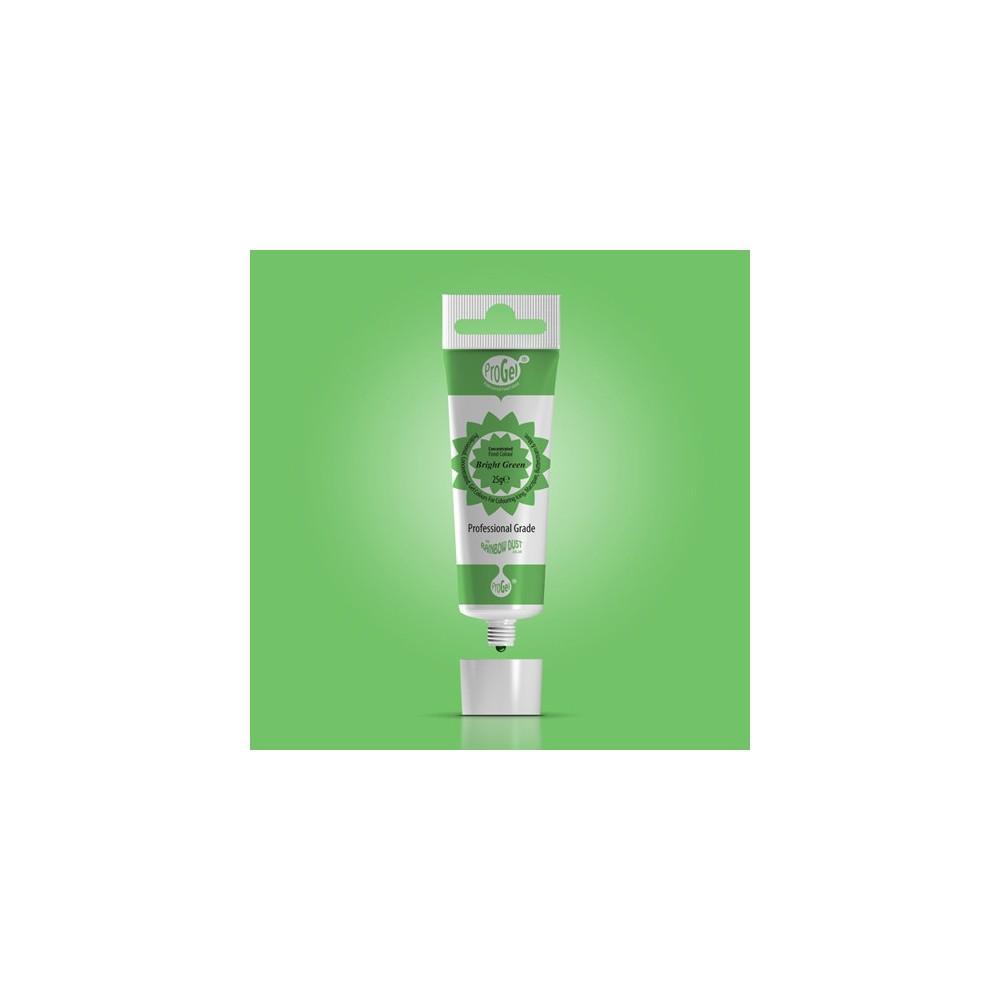 RD ProGel® - gelfarbe - leuchtend Grün - Gright Green
