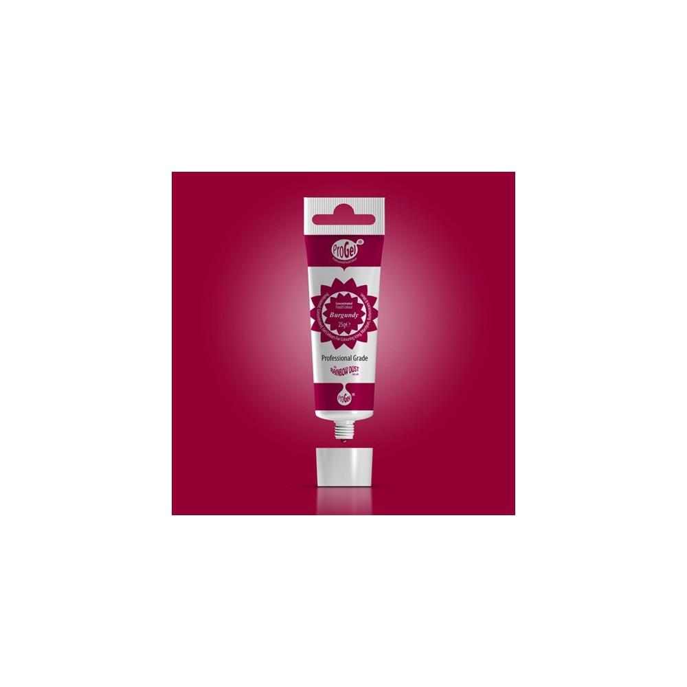 RD ProGel® - gelová barva - vínová - Burgundy
