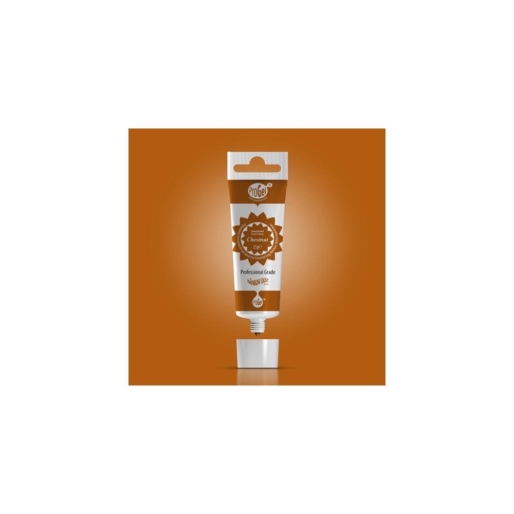 RD ProGel® - gelová barva - kaštanová - Chestnut