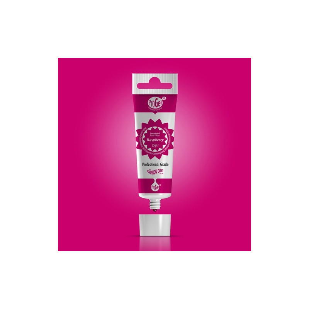 RD ProGel® - gelová barva - vínová - Claret