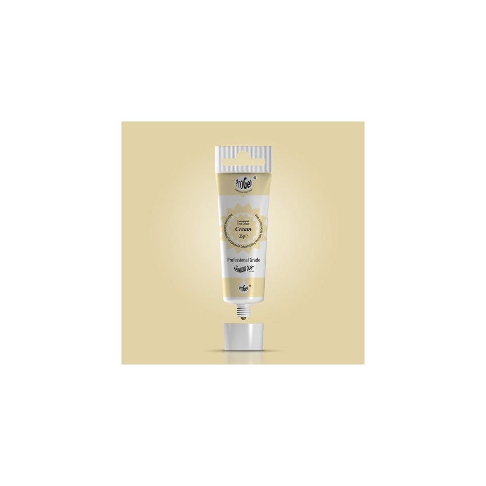 RD ProGel® - gelová barva - krémová - Cream