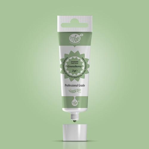 RD ProGel® - gelfarbe - Stachelbeere - Gooseberry