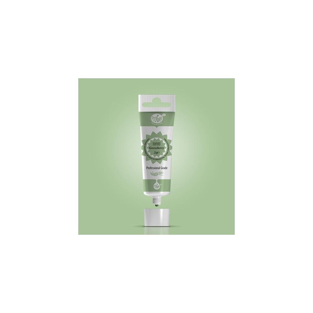 RD ProGel® - gelová barva - angreštová zelená - Gooseberry