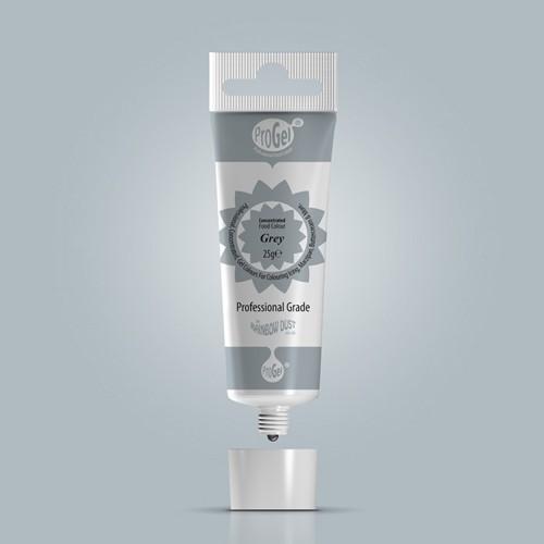 RD ProGel® - gelová fárva - šedá - Grey