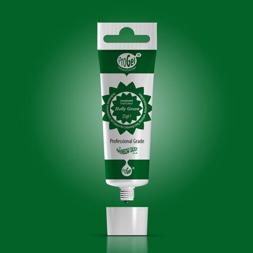 RD ProGel® - gelová barva - cesmínová zelená - Holly Green