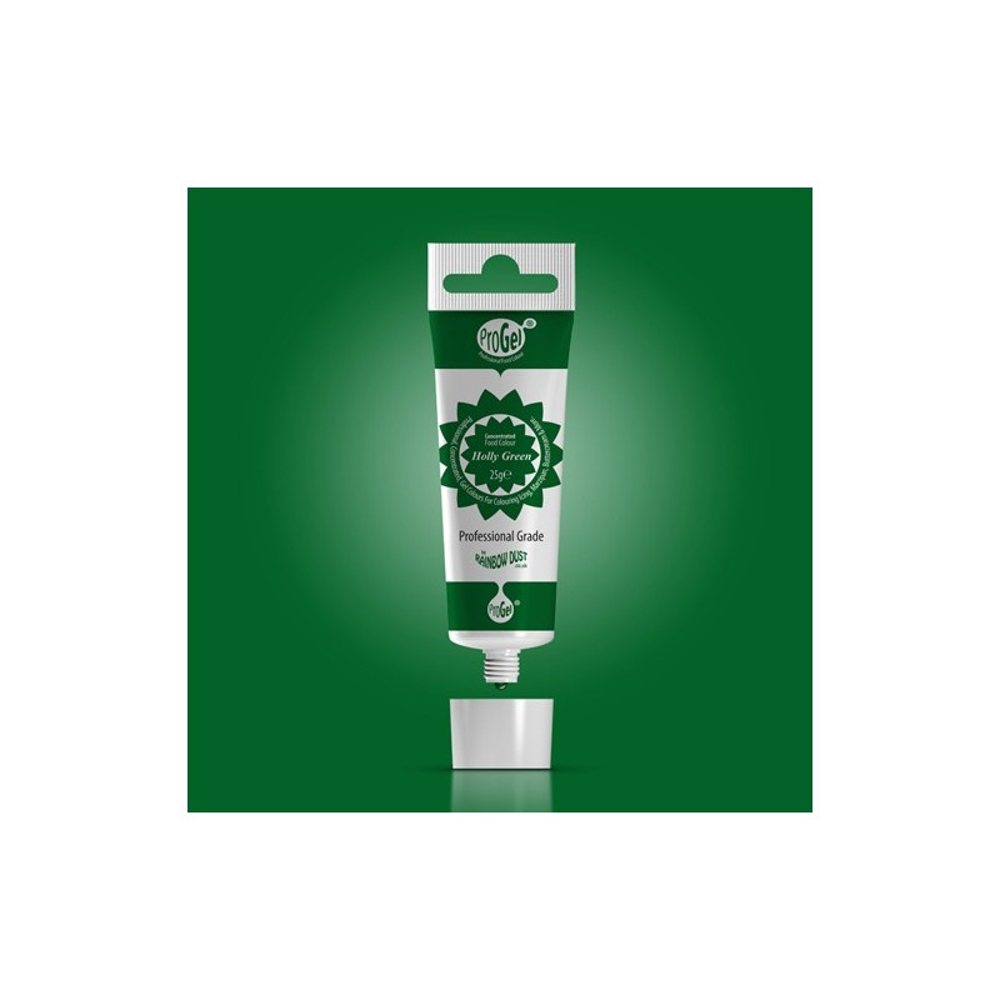 RD ProGel® - gelfarbe - holly grün - Holly Green