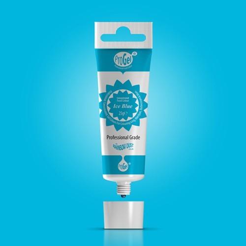 RD ProGel® - gelová farba - ľadovo modrá - Ice Blue