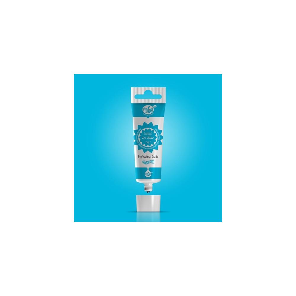 RD ProGel® - gelfarbe - eis blau - Ice Blue