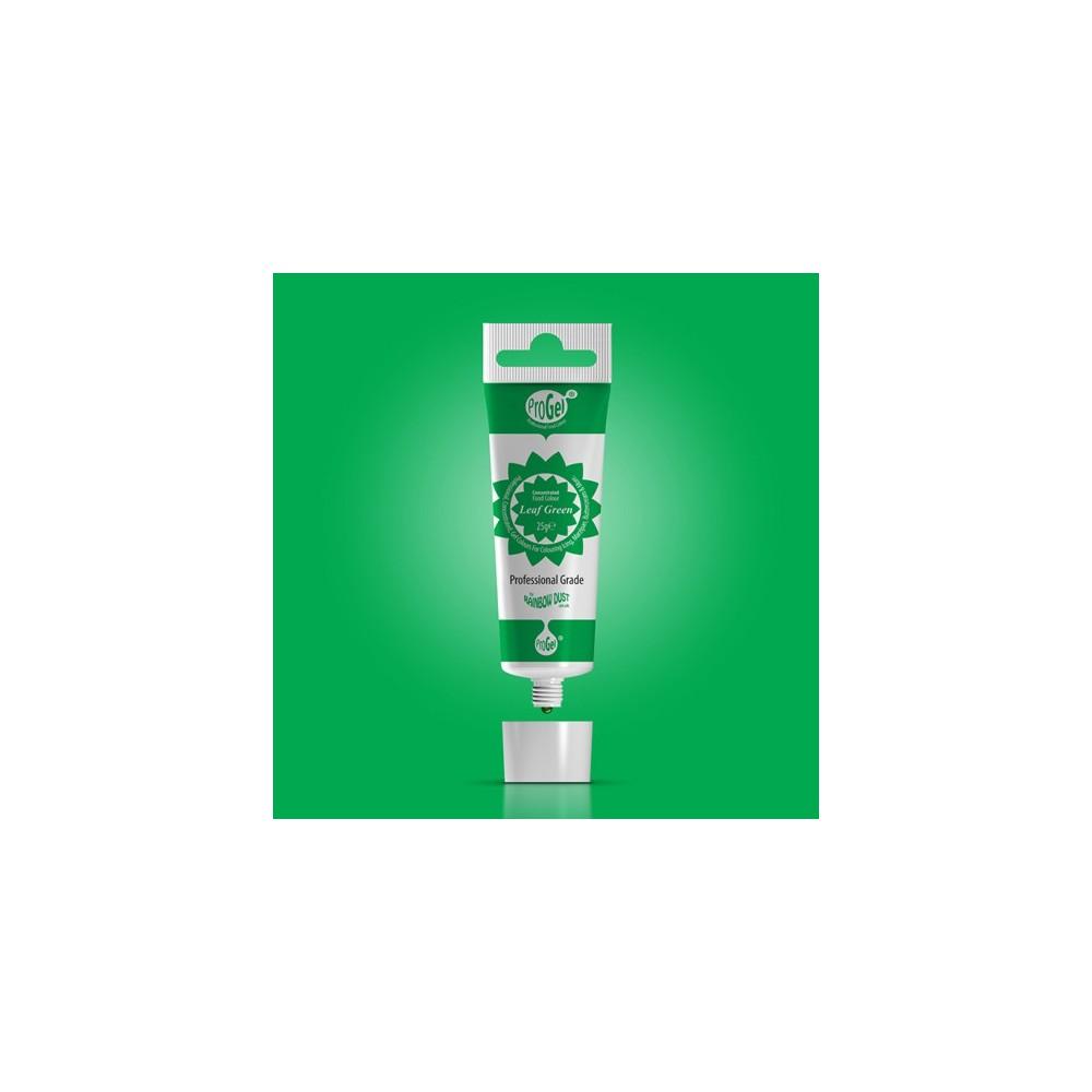 RD ProGel® - gelová barva - lístková zelená - Lief Green