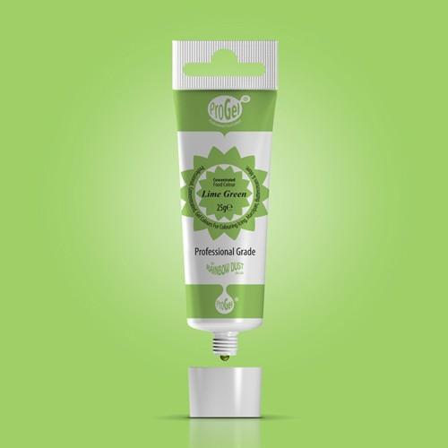 RD ProGel® - gelfarbe - kalk grün - Lime Green