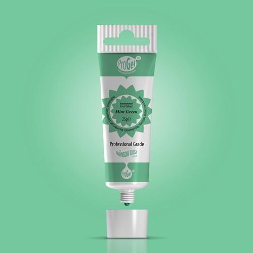 RD ProGel® - gelová barva - mentolová zelená - Mint Green