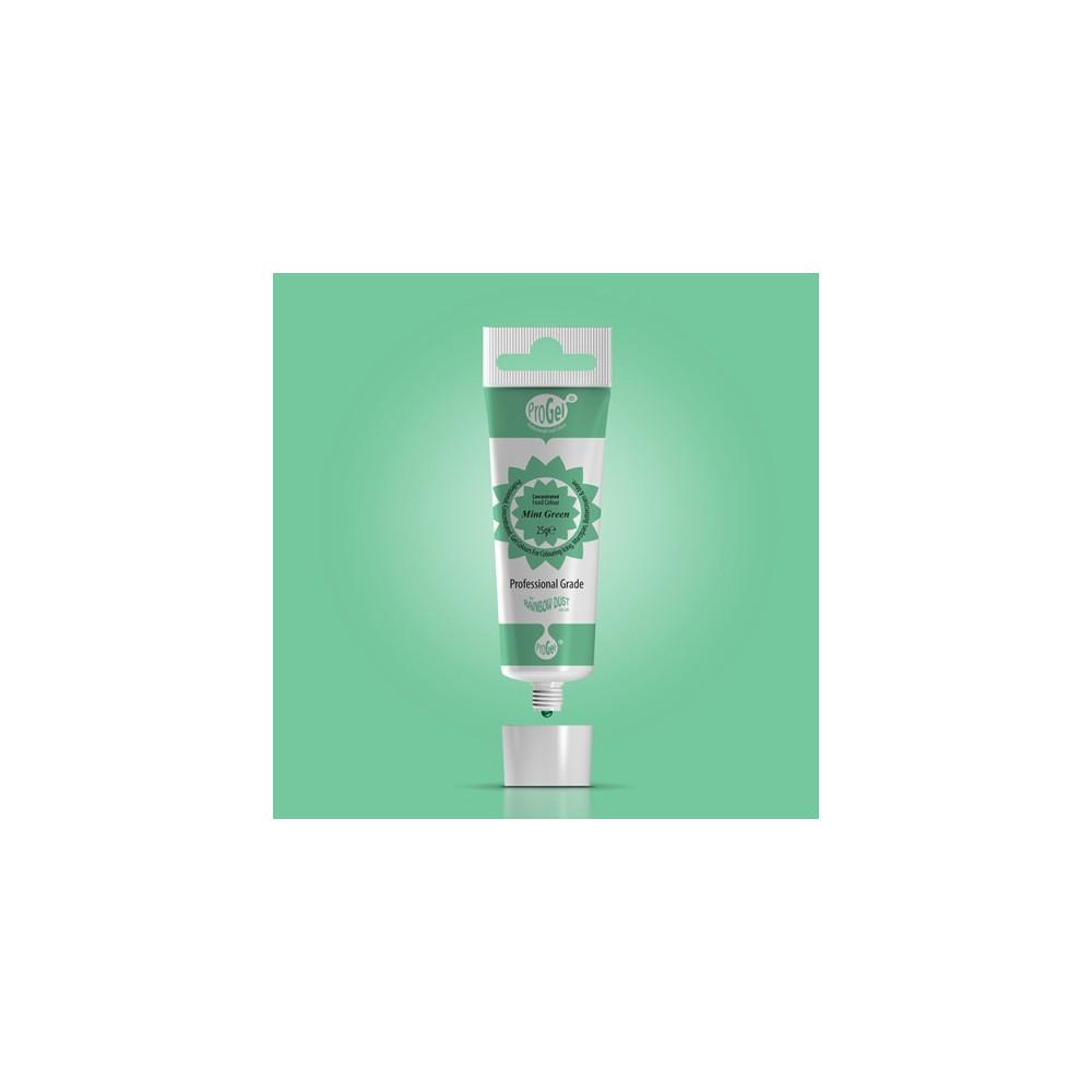 RD ProGel® - gelfarbe - mintgrün - Mint Green
