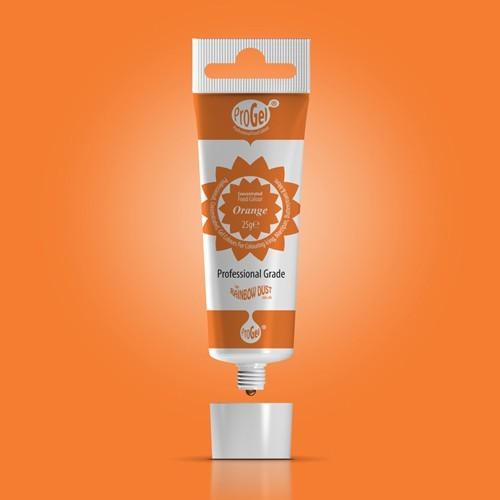 RD ProGel® - gelová barva - oranžová - Orange