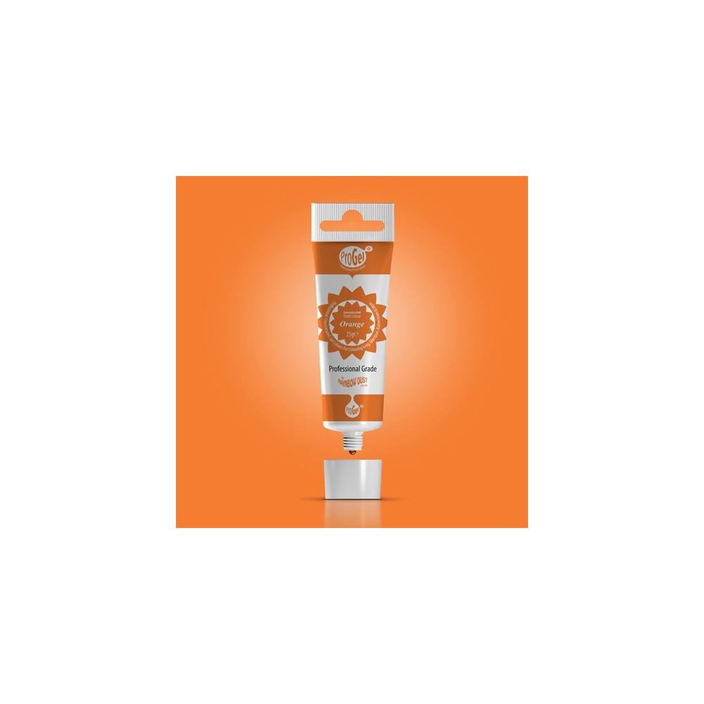 RD ProGel® - gelfarbe - orange - Orange