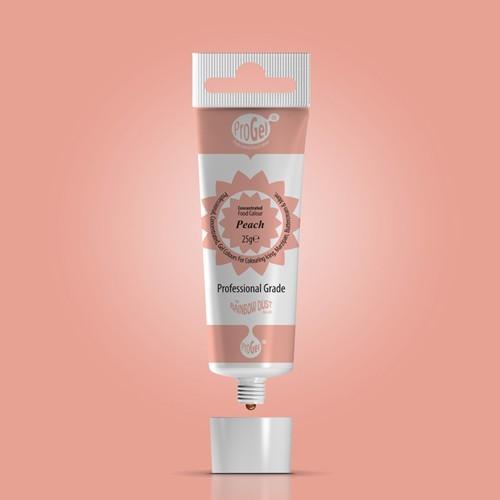 RD ProGel® - gelová farba - broskyňová - Peach