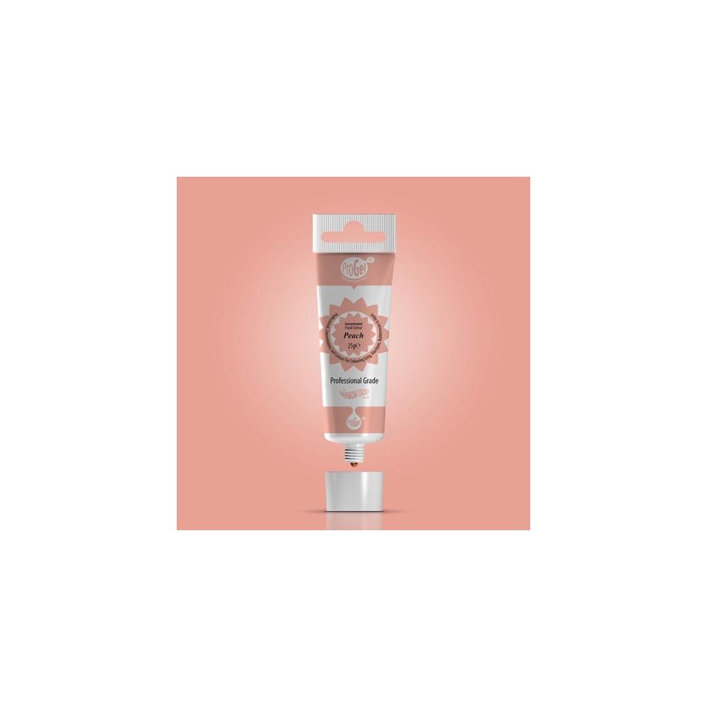RD ProGel® - gelová barva - broskvová - Peach