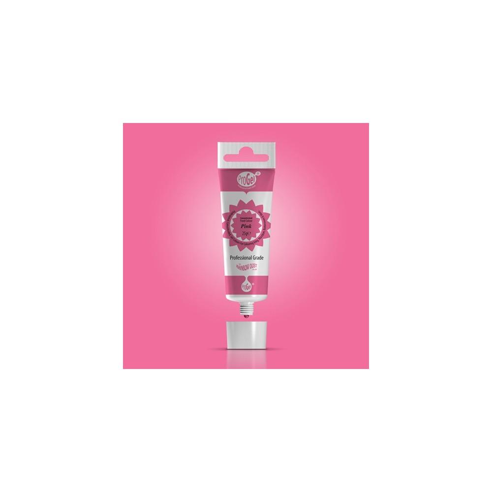 RD ProGel® - gelová farba - ružová - Pink