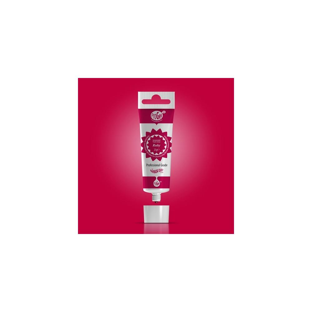 RD ProGel® - gelová barva - rubínová - Ruby